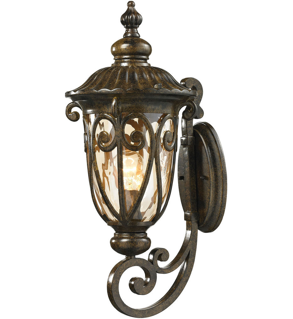 """Logansport 22"""" Outdoor Wall Sconce"""