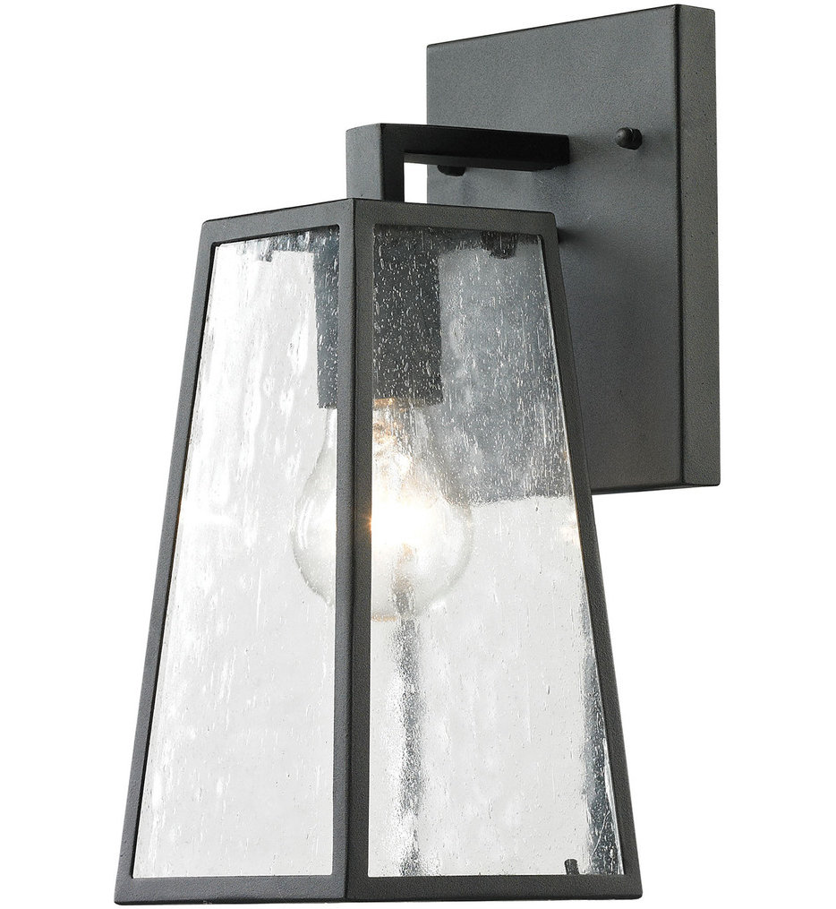 """Meditterano 14"""" Outdoor Wall Sconce"""