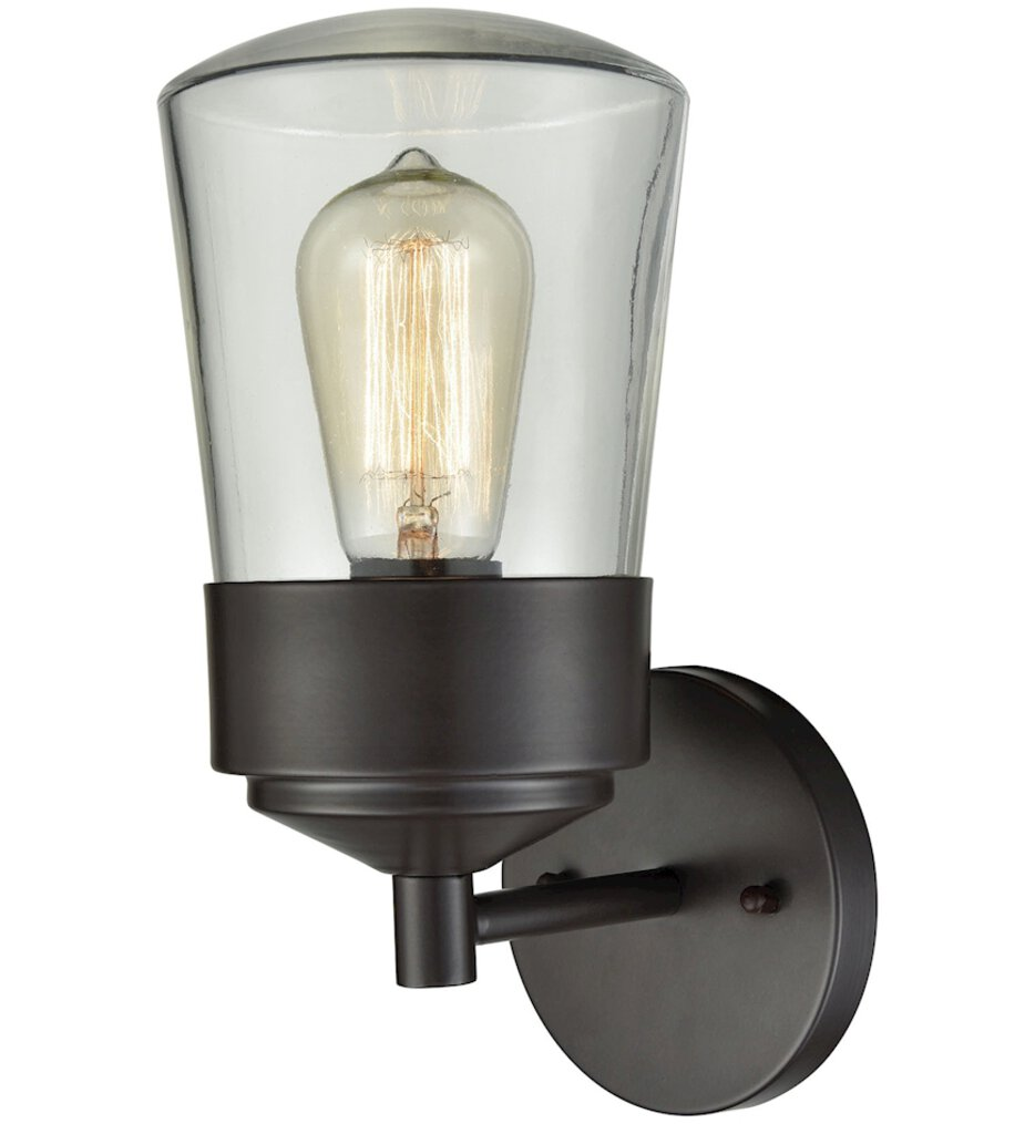 """Mullen Gate 11"""" Outdoor Wall Sconce"""