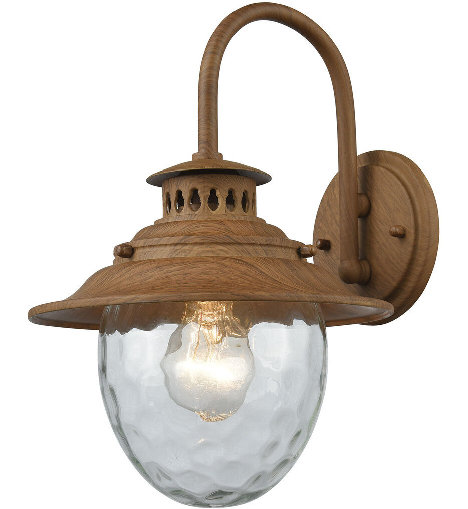 """Searsport 13"""" Outdoor Wall Sconce"""