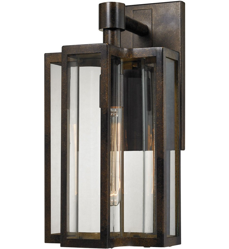 """Bianca 16"""" Outdoor Wall Sconce"""