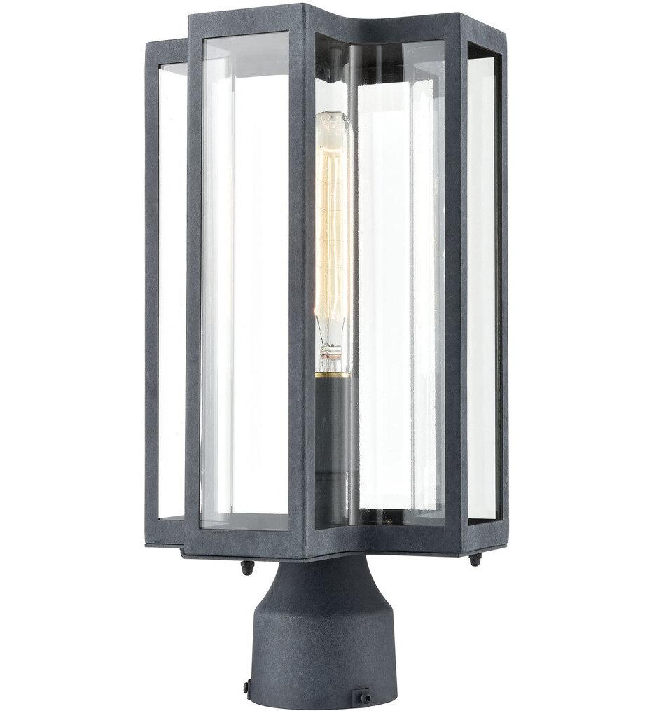 Bianca 1 Light Outdoor Post Lantern