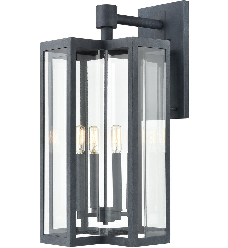 """Bianca 25"""" Outdoor Wall Sconce"""