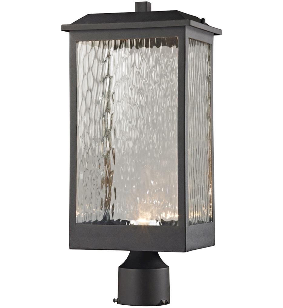 Newcastle 1 Light Outdoor Post Light
