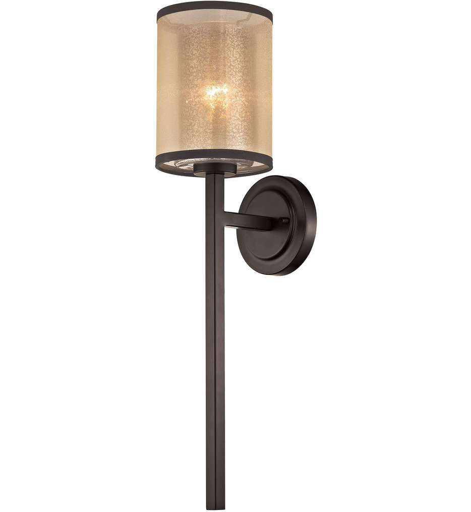 """Diffusion 24"""" Wall Sconce"""