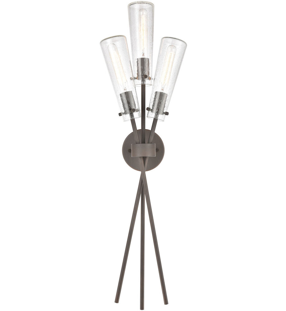 """Stix 38"""" Outdoor Wall Sconce"""