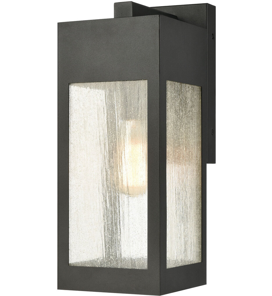 """Angus 17"""" Outdoor Wall Sconce"""