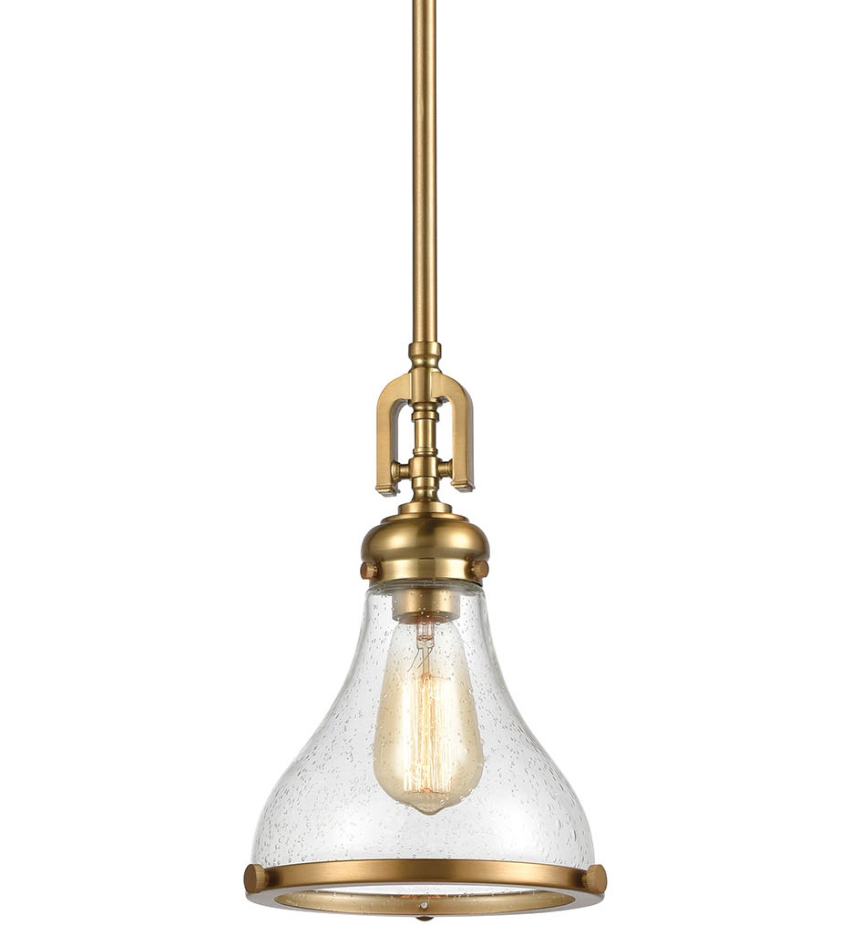 """Rutherford 9"""" Pendant"""