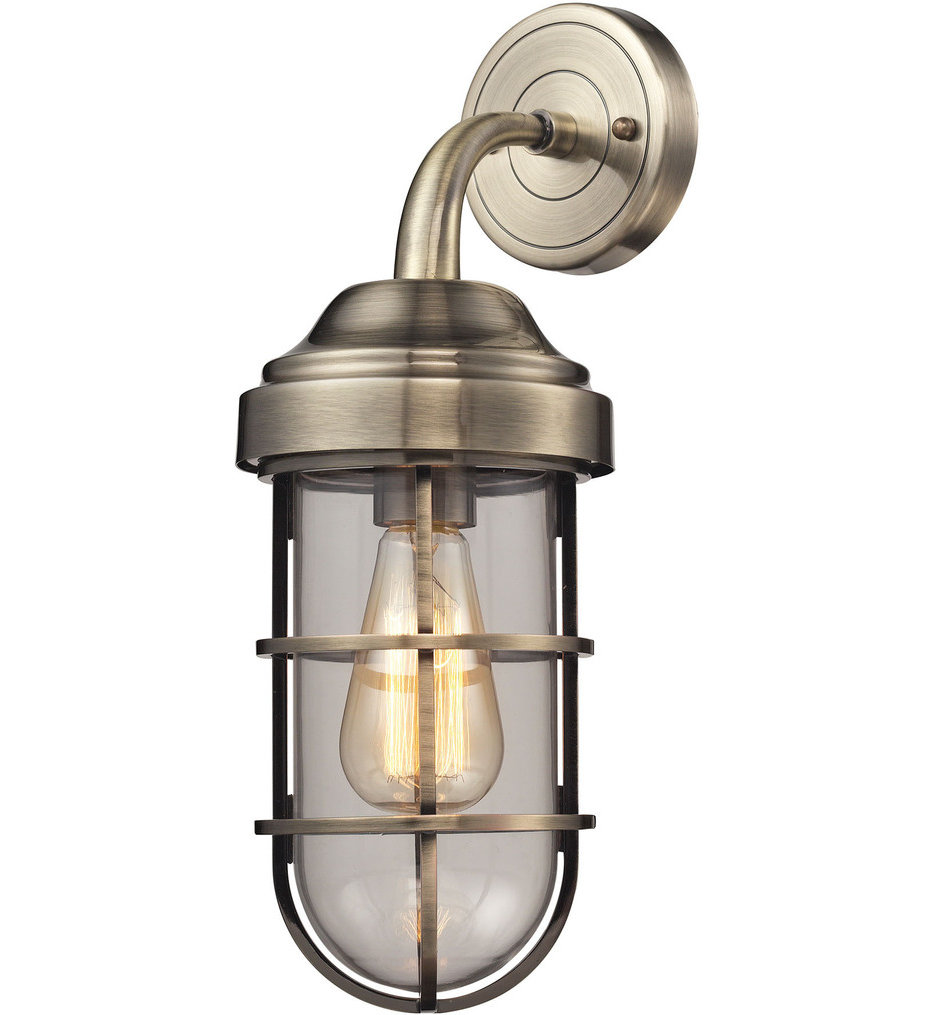 """Seaport 16"""" Wall Sconce"""