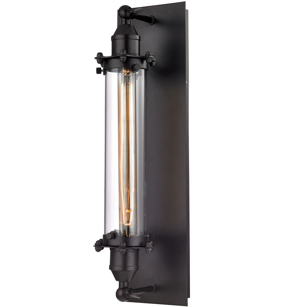 """Fulton 19"""" Wall Sconce"""