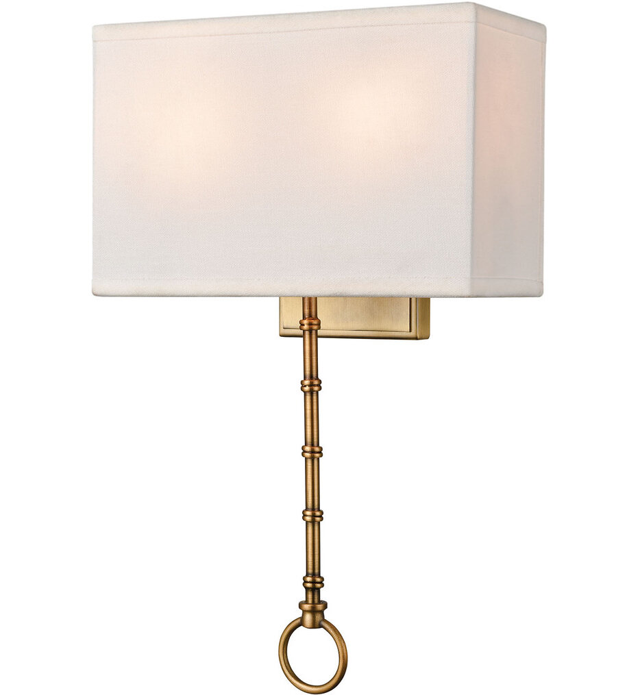 """Shannon 17"""" Wall Sconce"""