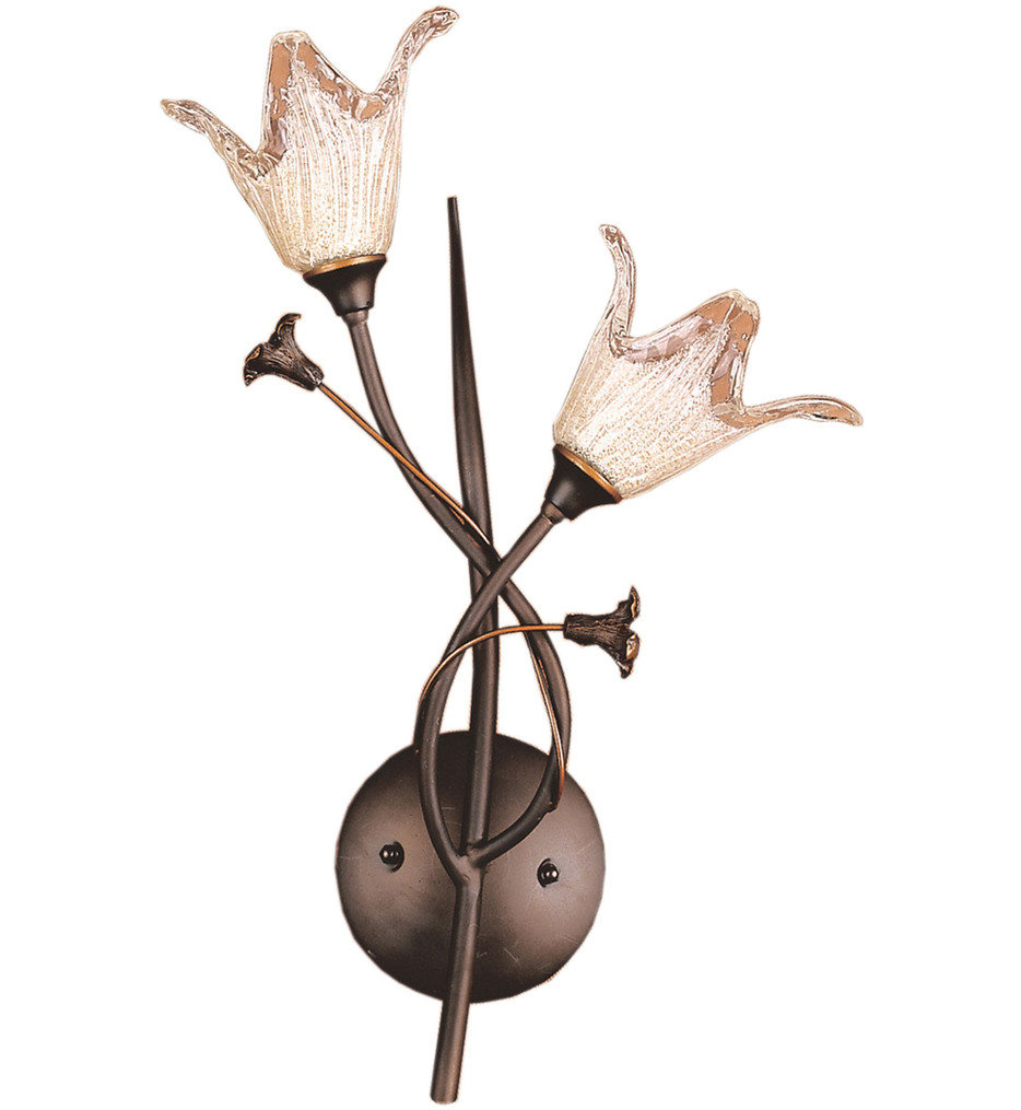 """Fioritura 16"""" Wall Sconce"""