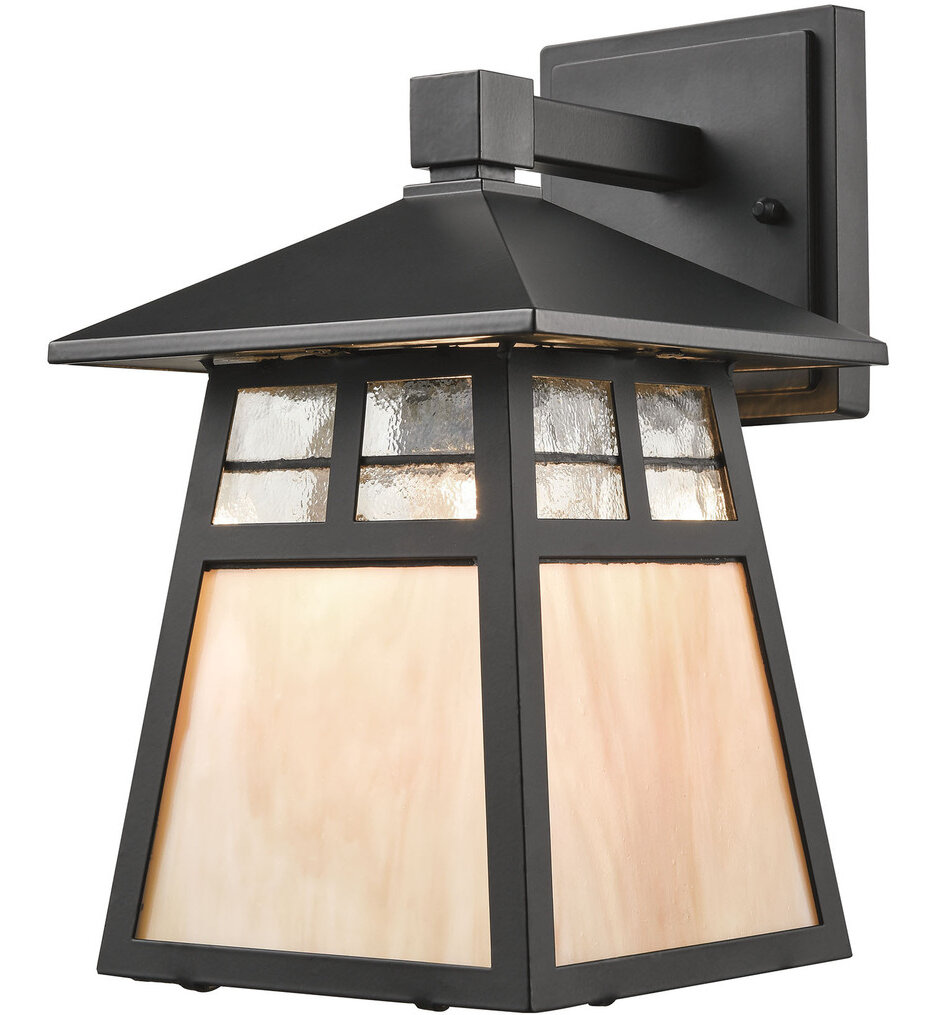 """Cottage 11"""" Outdoor Wall Sconce"""