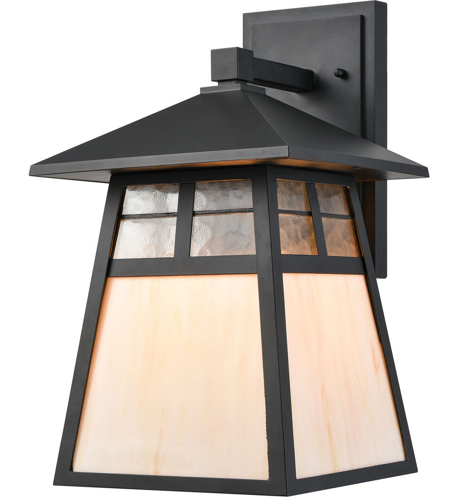 """Cottage 15"""" Outdoor Wall Sconce"""