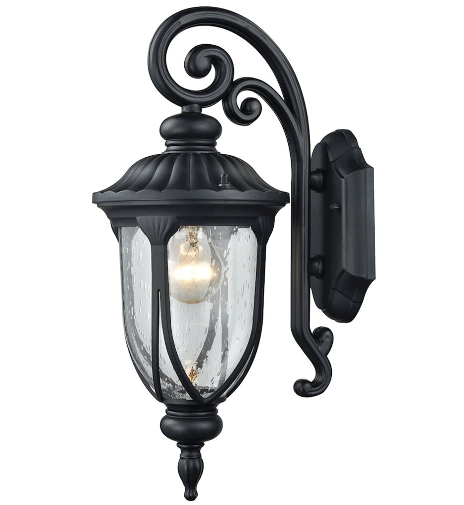 """Derry Hill 17"""" Outdoor Wall Sconce"""