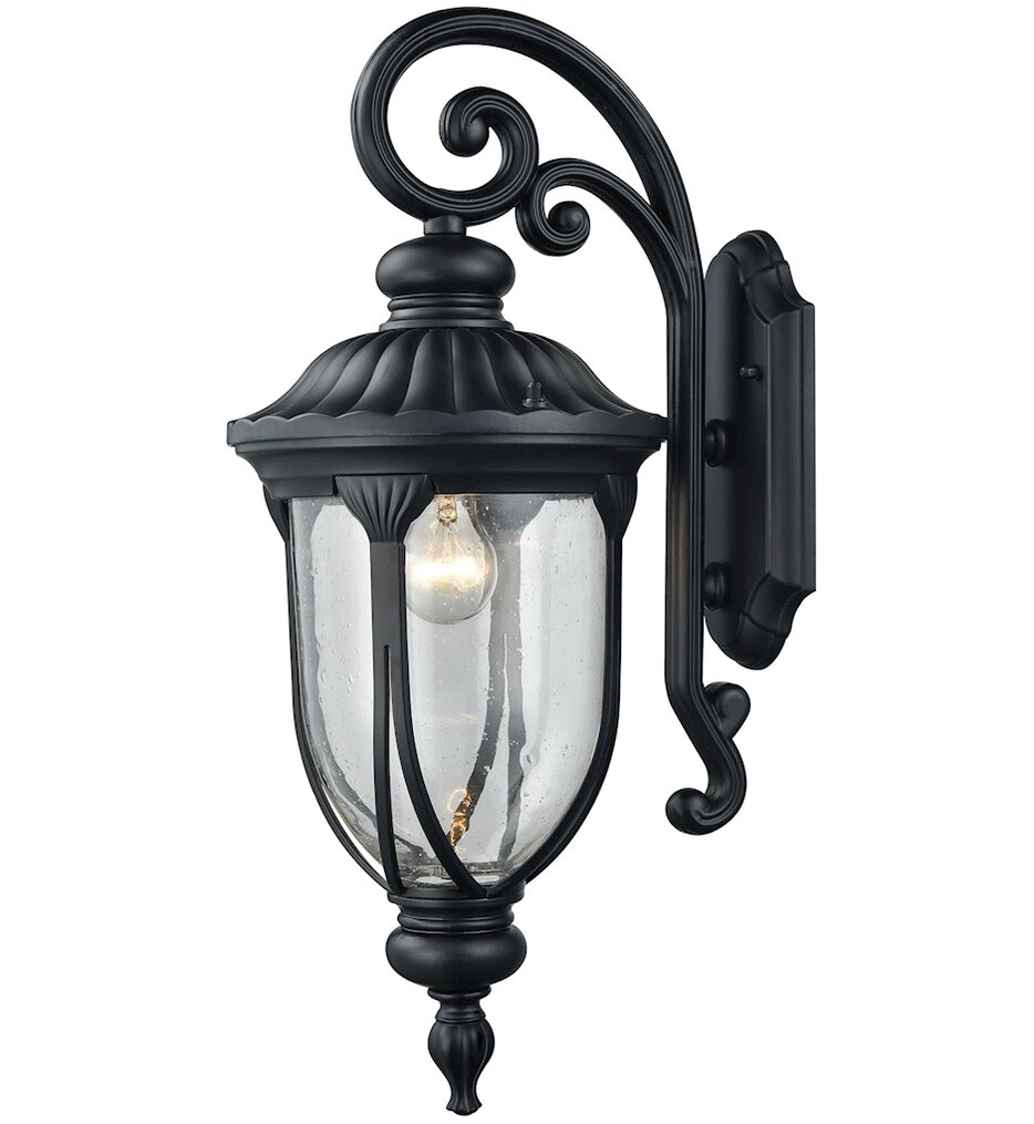 """Derry Hill 23"""" Outdoor Wall Sconce"""