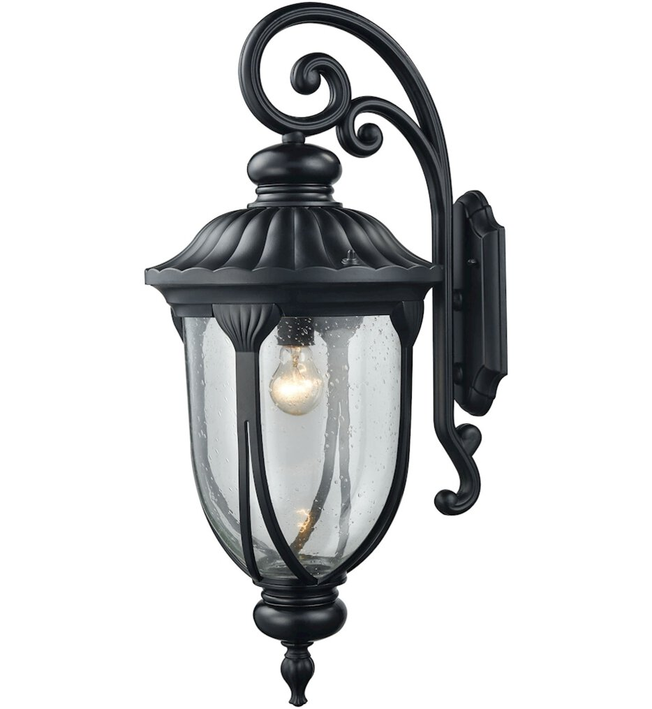 """Derry Hill 28"""" Outdoor Wall Sconce"""