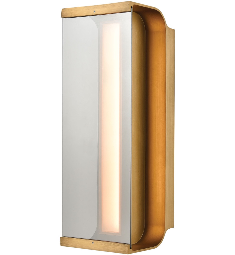 """Forma 13"""" Outdoor Wall Sconce"""