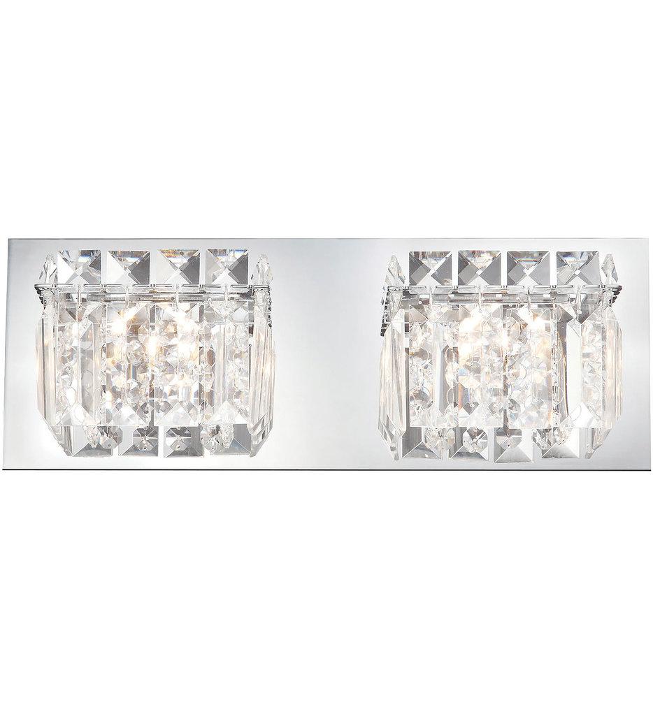 "Crown 3.6"" Bath Vanity Light"