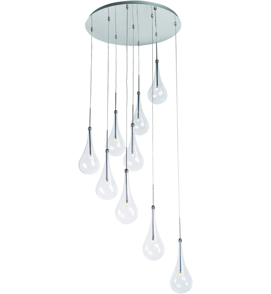 "Larmes LED 22"" Pendant"
