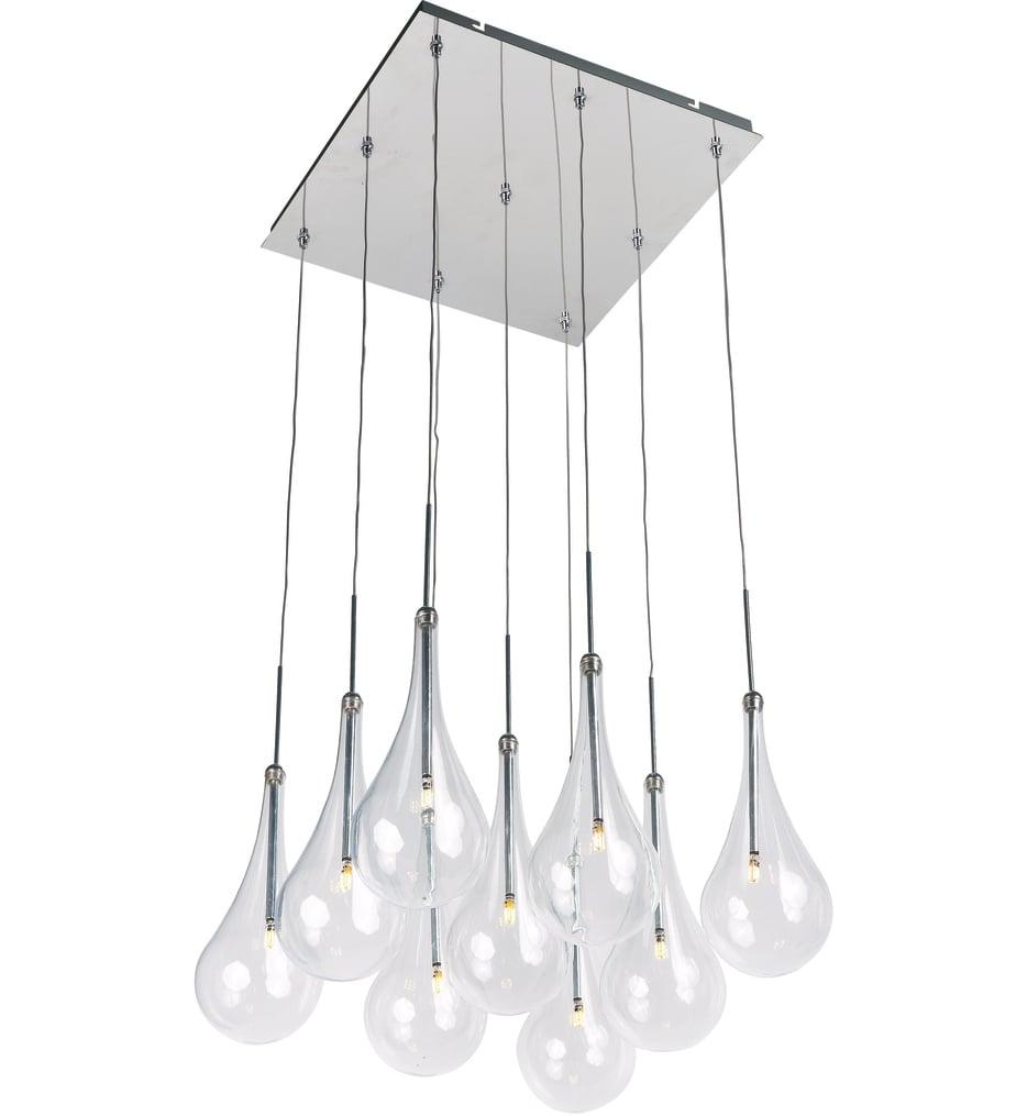 "Larmes LED 12"" Pendant"