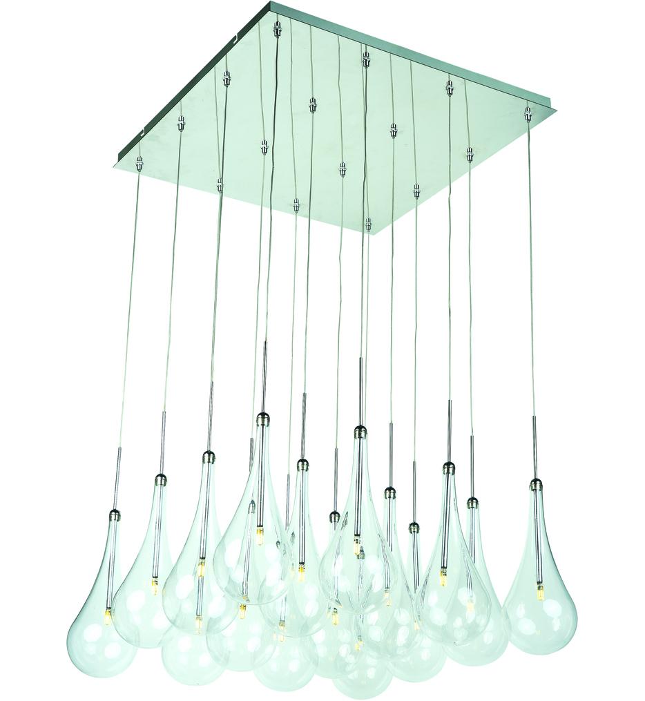"Larmes LED 19"" Pendant"