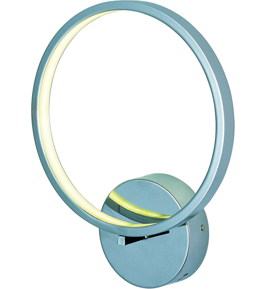 """Hoops LED 12.5"""" Wall Sconce"""