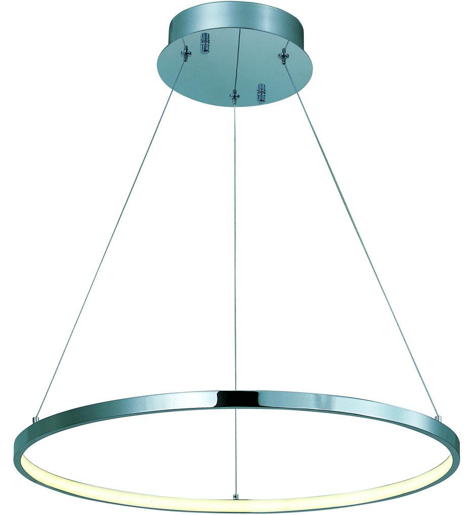 """Hoops LED 23.5"""" Pendant"""