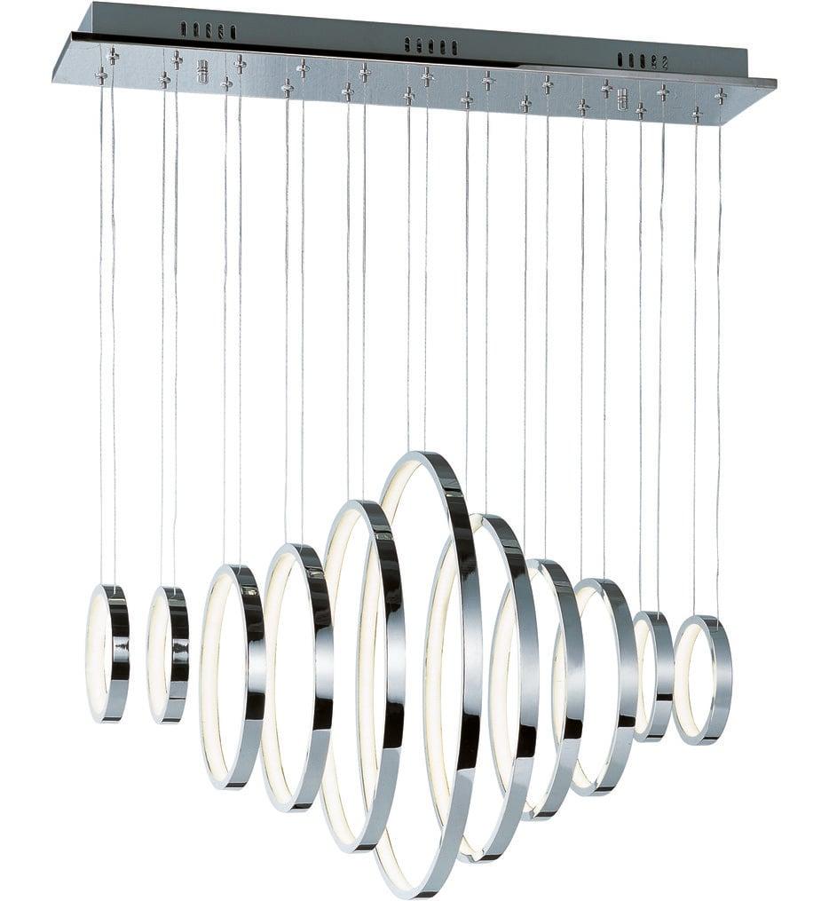 """Hoops LED 31.5"""" Pendant"""