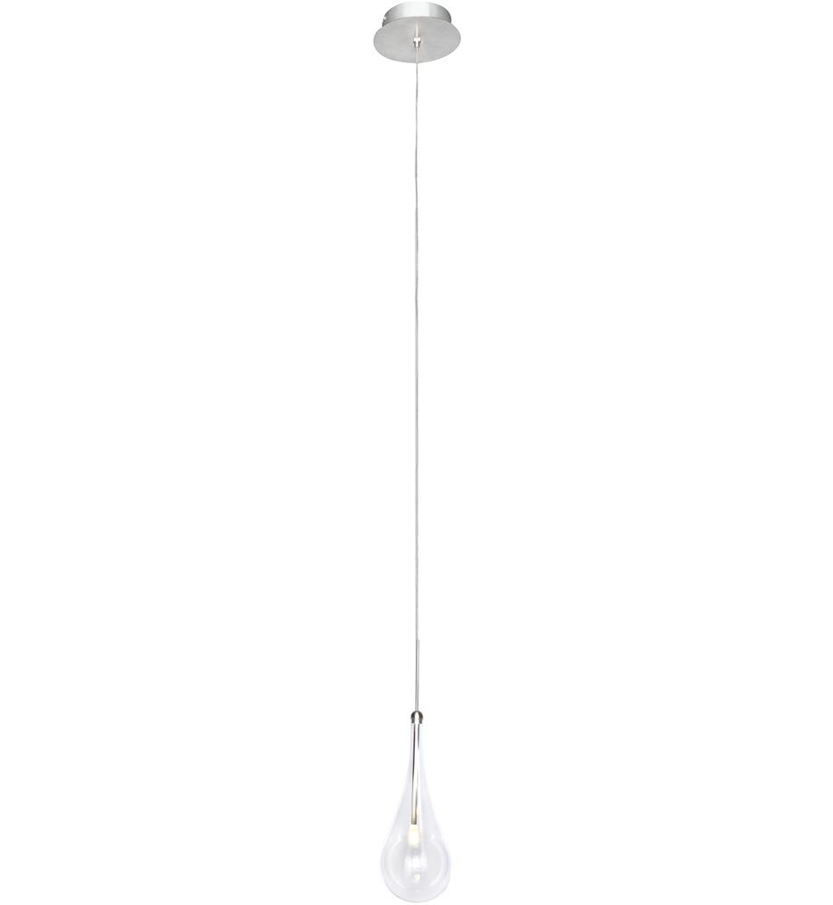 "Larmes LED 6"" Pendant"
