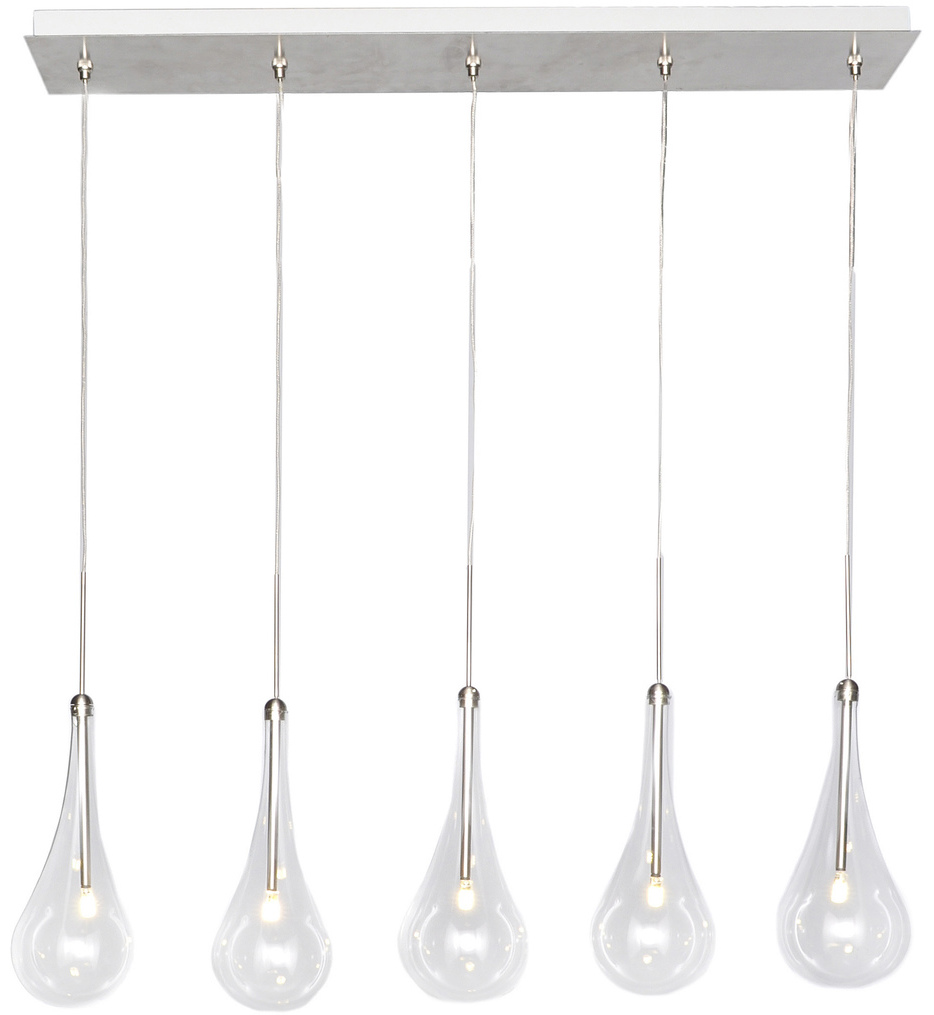 "Larmes LED 31.5"" Pendant"