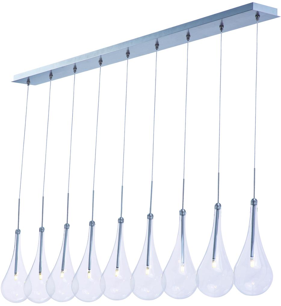 "Larmes LED 58"" Pendant"