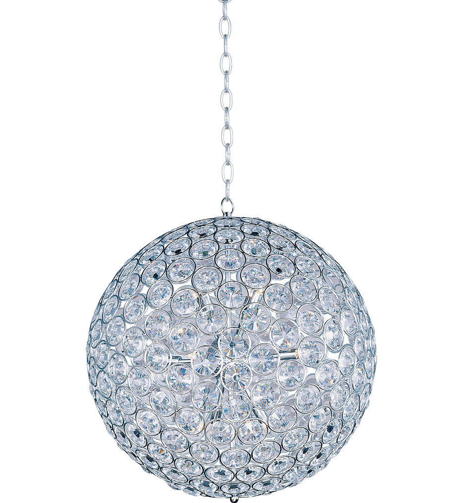 "Brilliant 24"" Pendant"