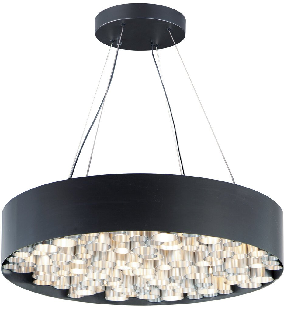 """Pipes 30"""" Chandelier"""