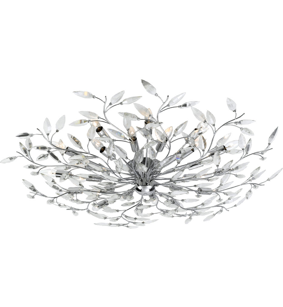 "Felina 45"" Flush Mount"