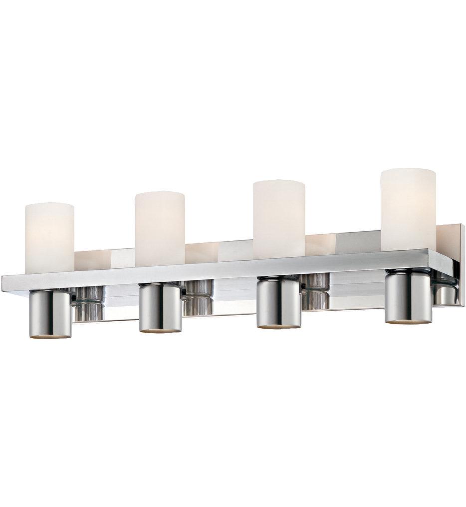 "Pillar 28"" Bath Vanity Light"