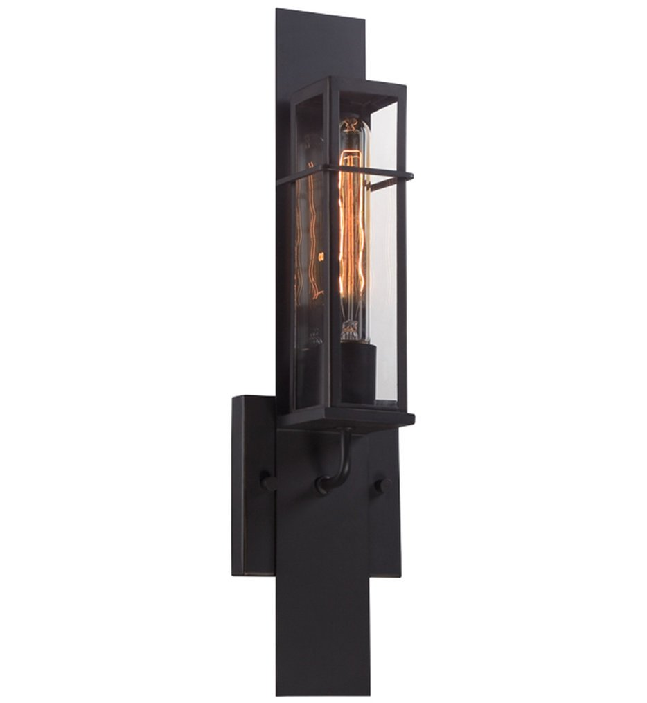 "Muller 19"" Outdoor Wall Sconce"