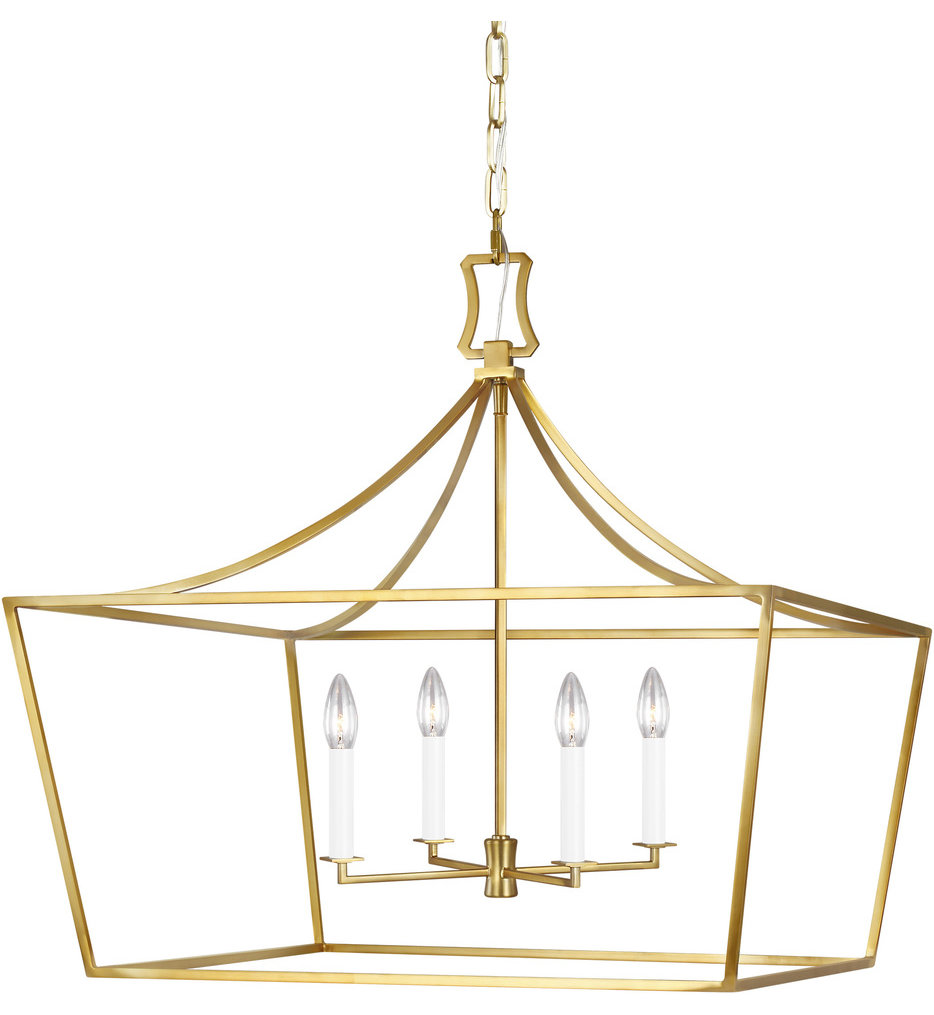 """Southold 28"""" Chandelier"""