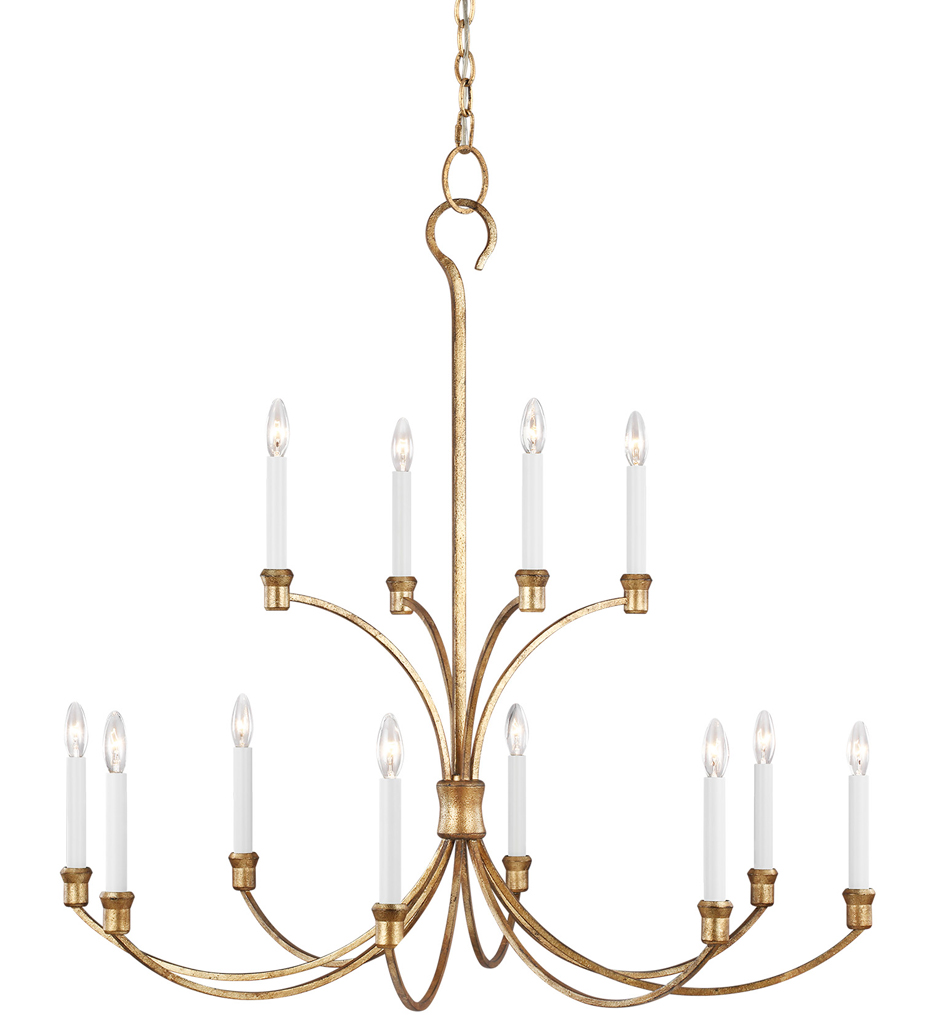 """Westerly 42"""" Chandelier"""