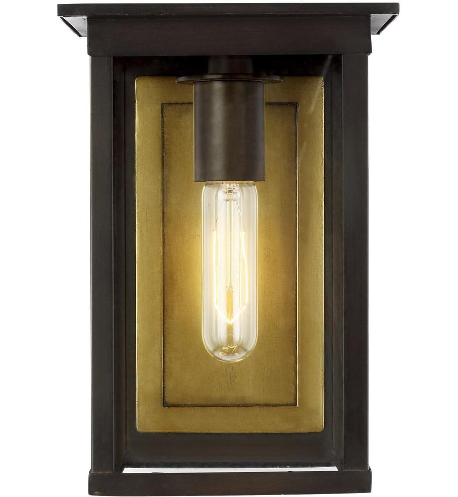 """Freeport 10.25"""" Outdoor Wall Sconce"""