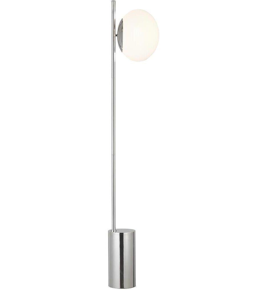 "Lune 66"" Floor Lamp"