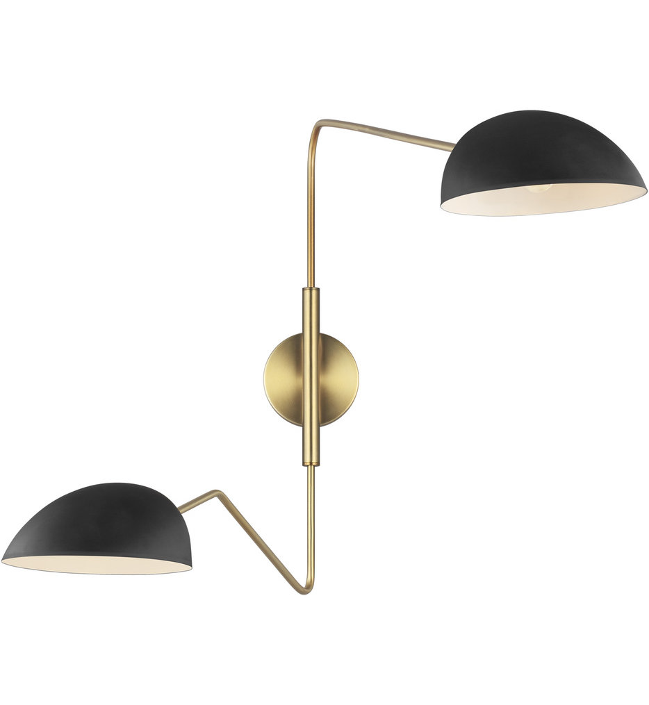 """Jane 23.38"""" Wall Sconce"""