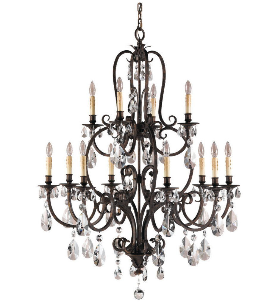 "Salon Maison 37"" Chandelier"
