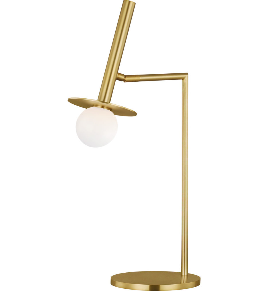 "Nodes 25.38"" Table Lamp"