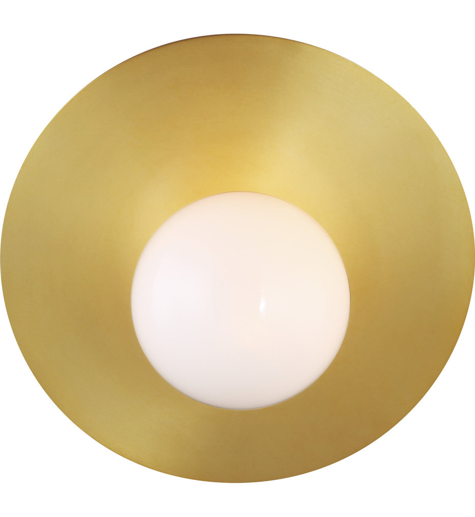 """Nodes 7.63"""" Wall Sconce"""