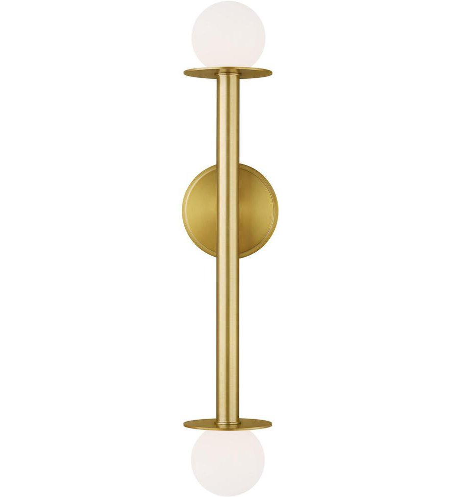"""Nodes 23.63"""" Wall Sconce"""