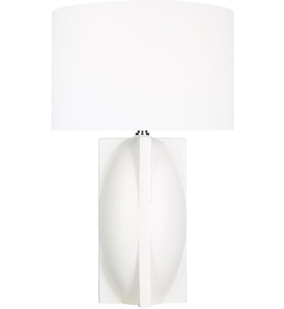 """William 27.25"""" Table Lamp"""