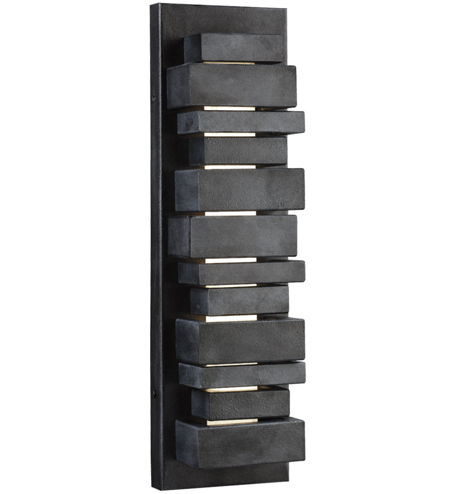 """Ledgend 17.5"""" Outdoor Wall Sconce"""