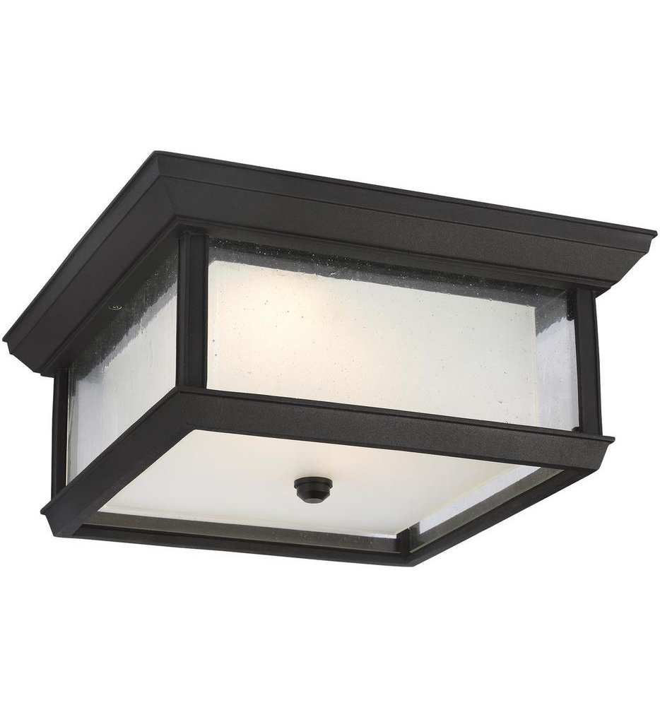 """McHenry 13"""" Outdoor Flush Mount"""