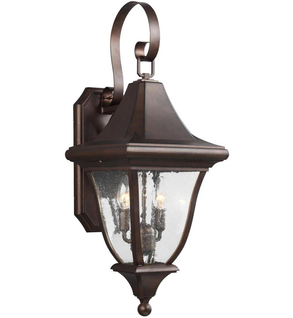 """Oakmont 26.5"""" Outdoor Wall Sconce"""